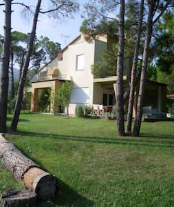 Βίλα στο κέντρο της Βουρβουρού - Villa