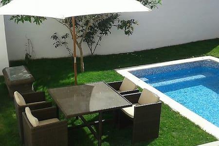 Casa Juan ,piso individual con piscina y barbacoa - Entire Floor