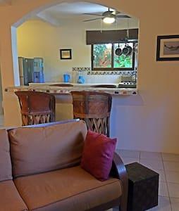Spacious Studio Close to Beach - Puerto Morelos - Apartment
