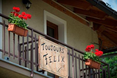 Toujours Felix      alloggio  - GRENIER - - Apartment