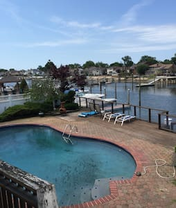 Luxury 4 Bedroom waterfront - Bellmore - Casa