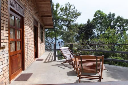 Double room terrace - Udispattuwa - Bed & Breakfast