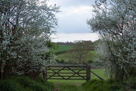 The Buttery, Lodge Farm, Freston - Freston - Huis