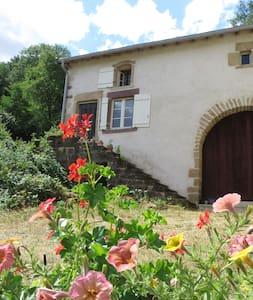 Gîte de fée - Serécourt - Huis