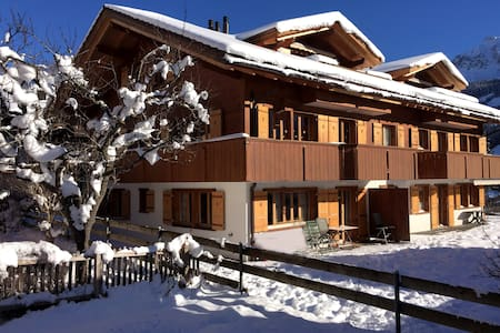 Alpine Retreat, Adelboden - Wohnung