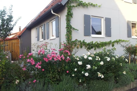 country house near Metzingen - Casa