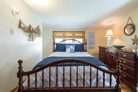 Cozy Cape Apartment near Beaches - Barnstable - 公寓