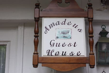 "Amadeus Carriage House, "" Oxford "" - Bed & Breakfast"