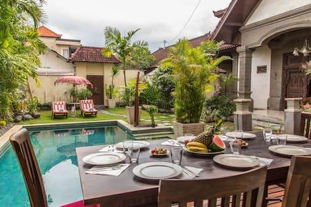 Villa Chunga-Changa 2 king-size beds room - Villa