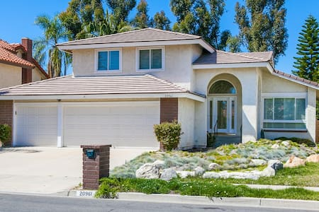 Spacious Home **Irvine Spectrum & Beaches!** - 森林湖(Lake Forest) - 独立屋