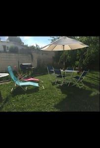 Maison chaleureuse avec son jardin - Villepinte
