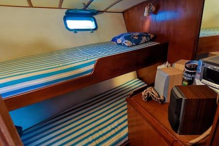 Sailor's cabin - yacht - Papeete - Båt