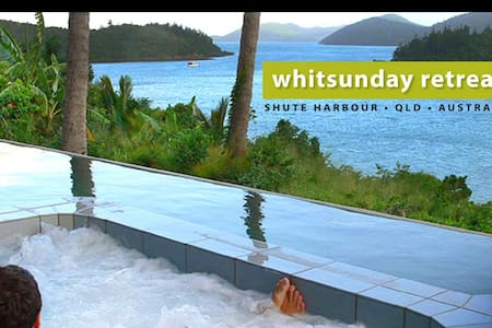 Whitsundays Airlie Beach - Best view in the world - Shute Harbour - Apartment