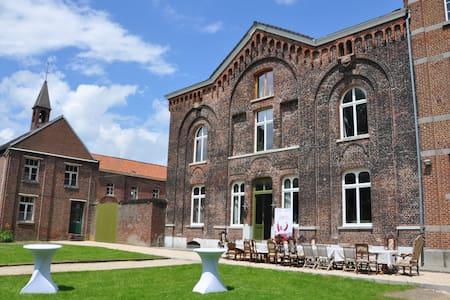 Large house for 20 naturelovers - Ellezelles
