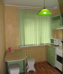 1 комн. квартира посуточно - Красноярск - Apartment