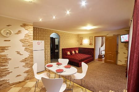 Luxury style apt in Lvov - L'viv - Apartment