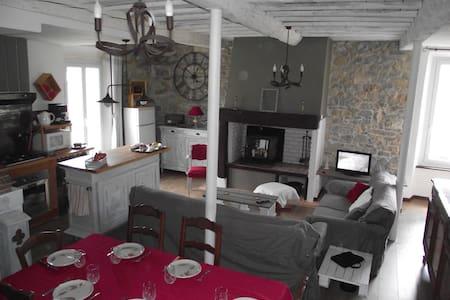 """Maison de village """" Chez Jeanine"""" - Villeneuve-les-Corbières - House"""