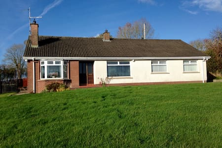 Battleford Lodge  in Countryside - Armagh  - Huis