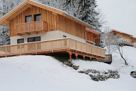 Luxe en ruime 8 persoons chalet - Maison