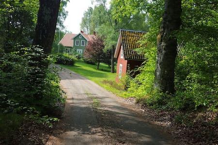 Genuine swedish farm living - Huis