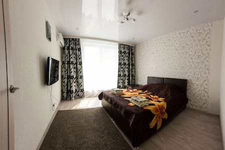 Современная квартира в центре Тюмен - Apartment