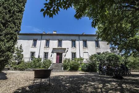 Demeure de caractère, Nimes, Alès - Castello