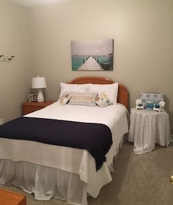 Sweet Maddi's Beach Room - Hus