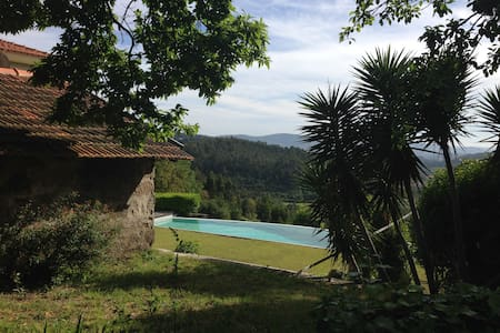 Quinta Milhão - Country house - Willa
