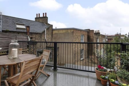 Homely - in the Heart of Camden - London - Apartment