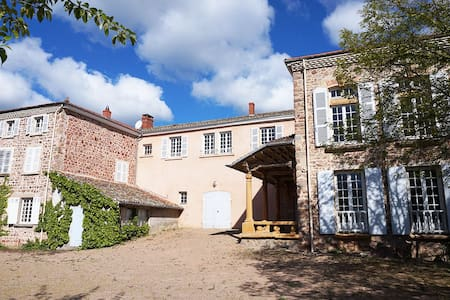 Domaine de Combillaty - Bed & Breakfast