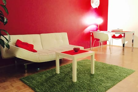 Cosy Flat 10 Min to the center - Appartement