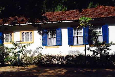 Fazenda na Serra - Secretário - Petrópolis