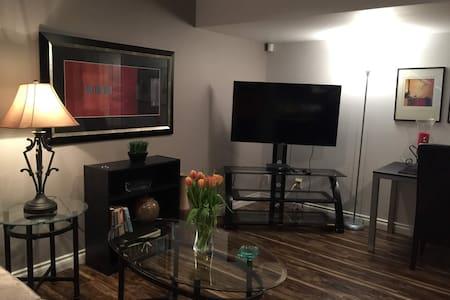 Beautiful Elegant 1 Bedroom Suite - Ház