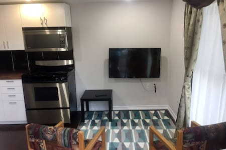 1 Bedroom Apartment For Friendly Visitors - House