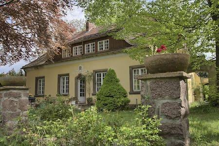Idyllisches Ferienhaus im Grünen - Casa