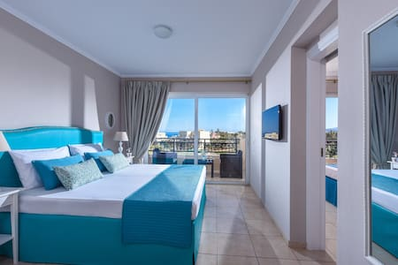 Ammos Apartments Deluxe Apt seaview - Μαλια - Apartment