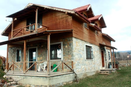 Cozy country house in Bolu - House