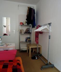 Schönes Zimmer direkt am Ilmpark - Apartamento