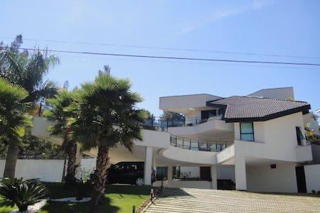 Casa em Alphaville - Santana de Parnaíba