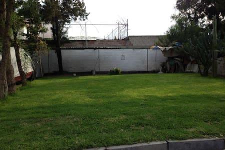 """casa jardín """"ideal para eventos"""" - Tecámac de Felipe Villanueva"""