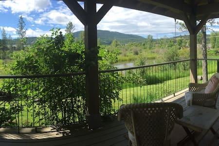 Dover Bay Resort home, Dover, Idaho - Dover - Hus