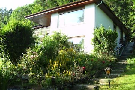 Ferien-Wohnung mit schönem Talblick - Wohnung