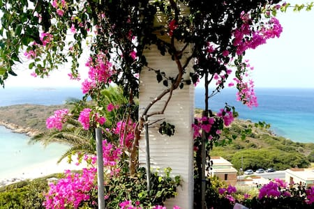 Amazing villa with breathtaking view - Agios Petros - Villa