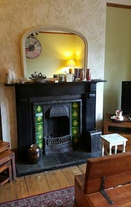 Lovely character terraced house close to beach. - Whitley Bay - Casa