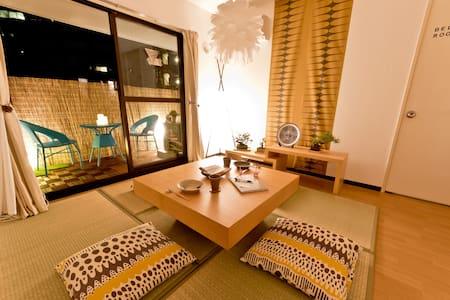 ☆Spacious & Prime Location☆  ☆2 Min Tameike Sanno☆ - Apartment