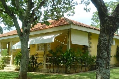 CASA CEREJEIRA - REPRESA DO BROA - VILA PINHAL - Itirapina - Haus