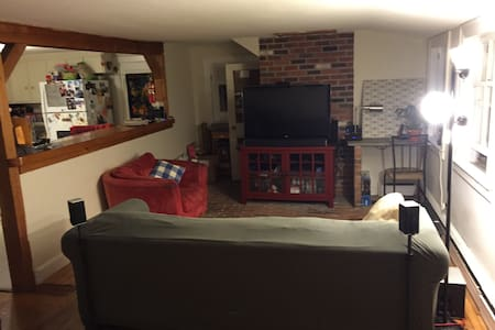 Cozy Norwich Apartment 4 min from Dartmouth - Apartment