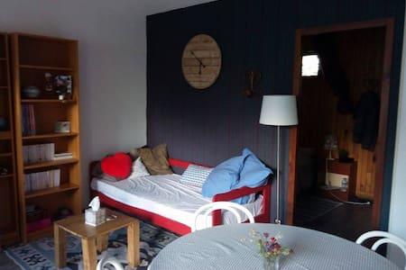 Appart 35m² proche de Saint Lary, ski, rando, cure - Apartemen