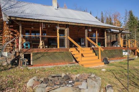 Littleton Log Cabin - Littleton - Ház
