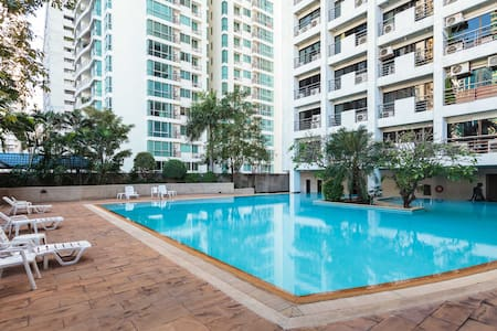 Apartment @ Ratchadamri CBD Bangkok - Appartement